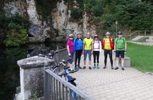 Foto der 6 Teilnehmer