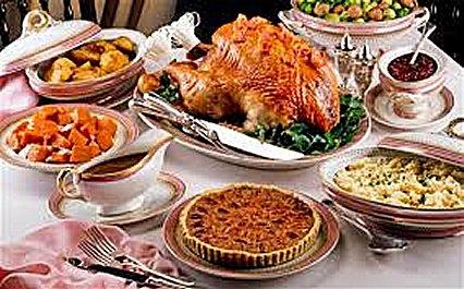Essenstisch Weihnachten