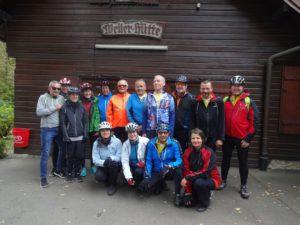 Foto der 15 Teilnehmer