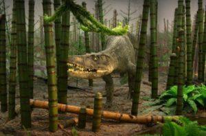Tyrannosaurus  Rex  (T-Rex, Fleischfresser)